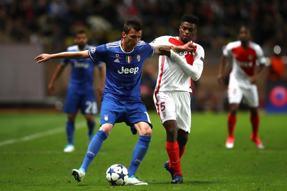 Juvenstus vs AS Monaco